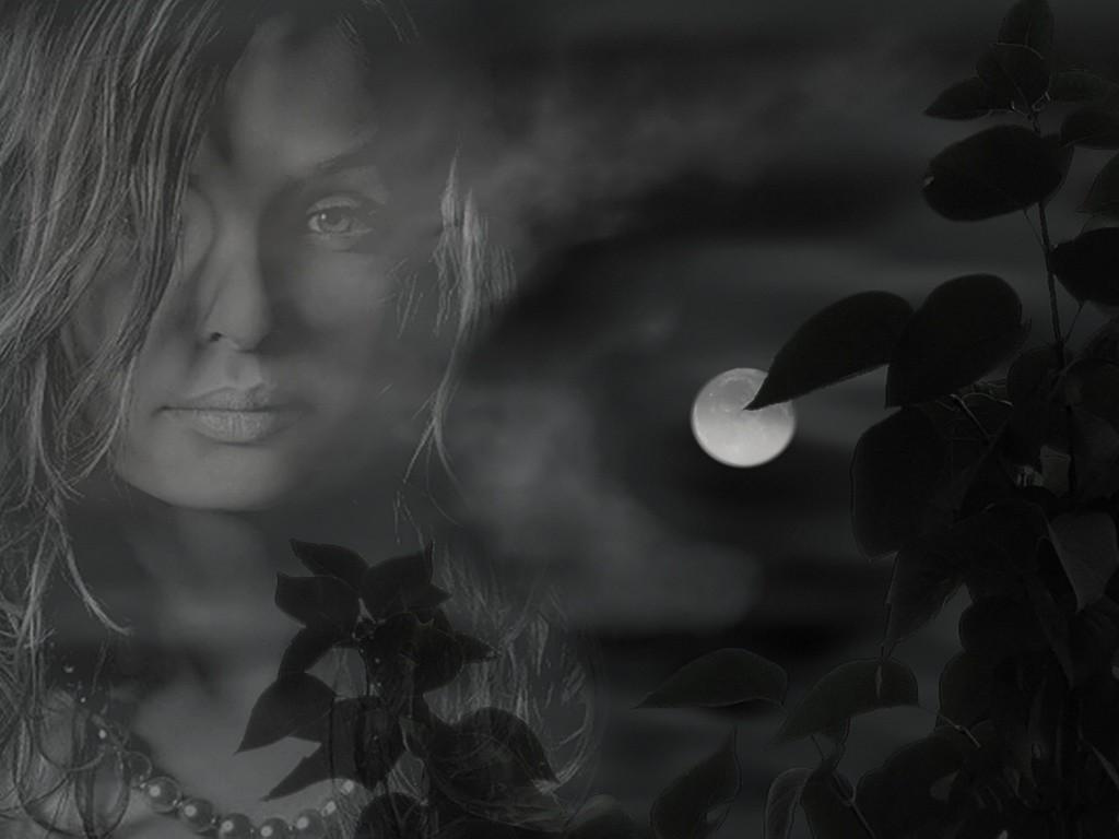 Картинки темная ночь души