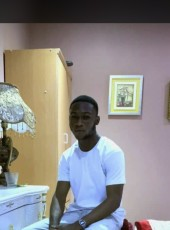 Kenneth donkor, 22, United States of America, Smyrna (State of Tennessee)