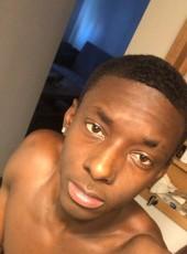 Jaden, 21, United States of America, Hesperia