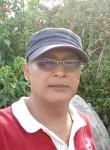 Muhammad, 45, Jakarta