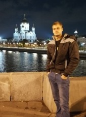 Dima, 21, Russia, Moscow