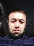 Azizbek Anarmeto, 32, Shymkent