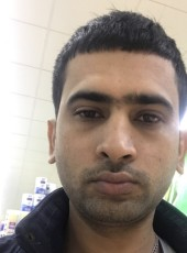Nasir, 31, United Kingdom, City of London