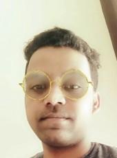 Sudhir Shirke, 26, India, Sirur