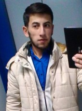 Yusuf, 24, Russia, Moscow