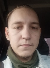 Aleksandr, 23, Russia, Novosibirsk