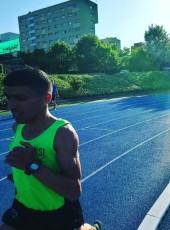 Mohamed, 21, Spain, Barcelona