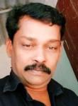 Manoj K.R, 42  , Cochin