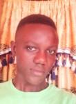 DJ WINTER, 19, Mampong