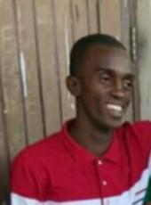 Jouma, 18, Tanzania, Dar es Salaam