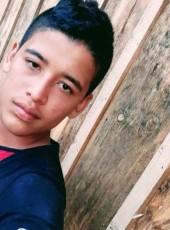Juan David, 18, Colombia, Cali