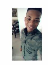Michael, 19, Dominican Republic, Santo Domingo
