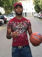Stevens, 25, Luxembourg, Esch-sur-Alzette