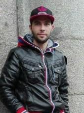 Borja, 32, Spain, Torrejon de Ardoz