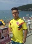 Dimas, 20  , Dzjubga