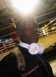 Jean Boris, 20  , Yaounde