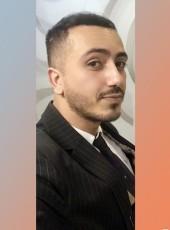 Hamed, 30, Iran, Tehran