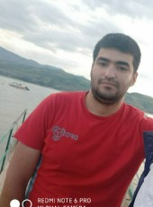Abdusobir, 27, Uzbekistan, Tashkent
