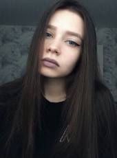 Anya, 19, Russia, Moscow