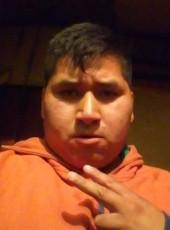 jean Andrade, 25, Chile, Santiago