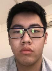 杭豪人, 18, China, Beijing
