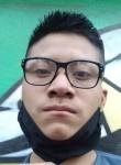 Luis, 24, Mexico City