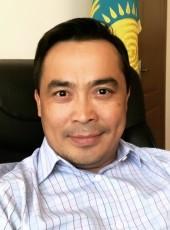 Wang Yang, 50, Russia, Kazachinskoye (Irkutsk)