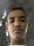 Ahmed, 25  , Khartoum
