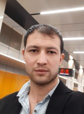 Dilshodbek, 26, Russia, Moscow