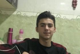 Mahamad, 21 - Just Me