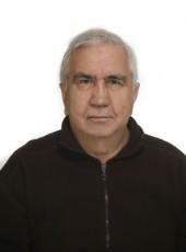Ravil, 71, Greece, Athens