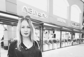 Svetlana, 23 - Just Me