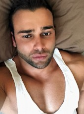 Sam Zarmaev, 26, Russia, Moscow