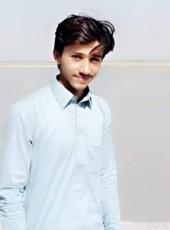 Rahib Bilal, 18, Pakistan, Karachi