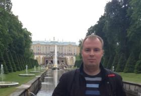 Ilya, 32 - Just Me