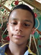 Rohan Giri, 18, India, Ambattur