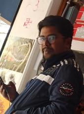 Arindam Dey, 26, India, Kharagpur (West Bengal)