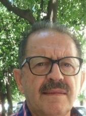 Francisco, 70, Spain, Sevilla