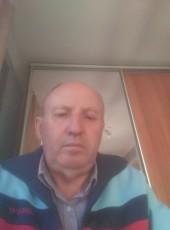 Vasil Pliska, 64, Ukraine, Iza