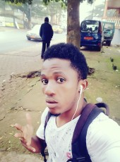 Peguy Bling, 24, Cameroon, Yaounde