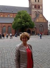 Irina, 62, Latvia, Riga