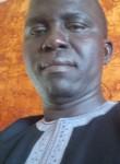 Alioune Gueye, 39  , Pout