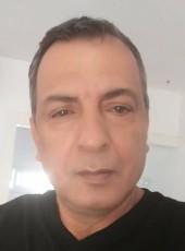 עופר צור, 61, Israel, Beersheba