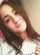 Kristina, 18, Russia, Moscow