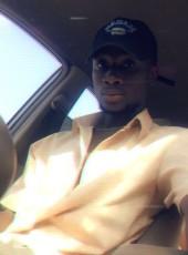 Kingsley, 24, Ghana, Kumasi