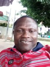 Dalhatu, 37, São Tomé and Príncipe, Sao Tome