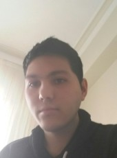 Halil, 18, Turkey, Ankara