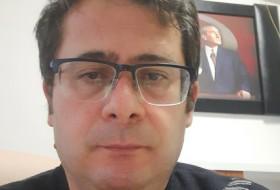 M Ahmet, 45 - Just Me