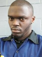 Benji, 27, United States of America, Schenectady