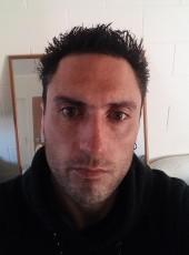 Bernard Parker, 37, New Zealand, Hamilton